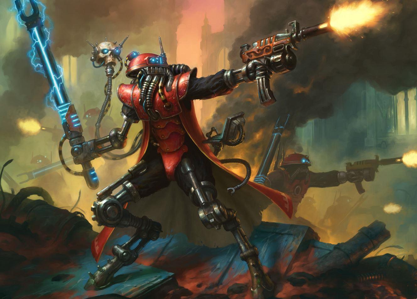 Sicarian Infiltrator | Warhammer 40k | FANDOM powered by Wikia