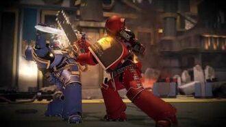 Warhammer 40K The Horus Heresy Betrayal at Calth Trailer (Steel Wool Studios) - PC