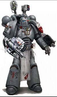 Grey Knights Apothecary