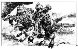 Imperial Beastmen Great Crusade