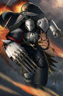 Legends of Space Marines - Shrike