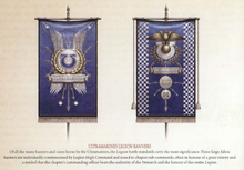 Ultramarines Legion Heraldry