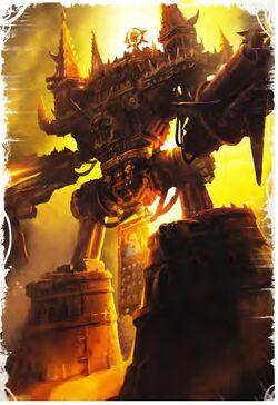 Corrupted Imperator Class Titan