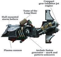 Corvex Ancient Pattern Jetbike