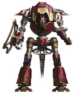 House Devine Cerastus Knight Lancer