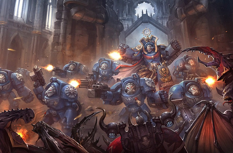 Broken The Warhammer 40k Fandom Powered By Wikia