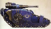 «Преторианец Прайм», танк типа «Сикаран»
