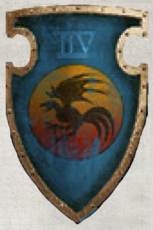 Cockatrices Warlord Shield