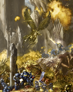 Guilliman vs. Mortarion