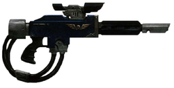 Ryza Pattern Hot Shot Lasgun