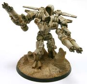 Tau XV9 Hazard Close Support Armour
