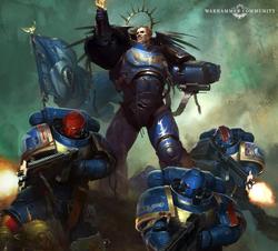 Guilliman Primaris Plague Wars