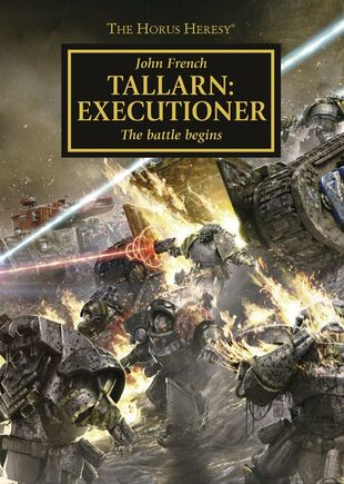 Tallarn: Executioner | Warhammer 40k | FANDOM powered by Wikia