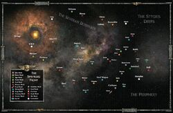 Astropathic Cartographicae Spinward Front