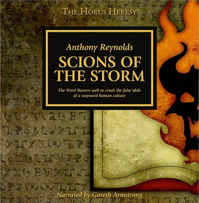 Short Stories Anthologies: Scions Of The Storm (Anthology Short Story)