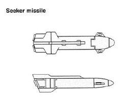 Seeker missile