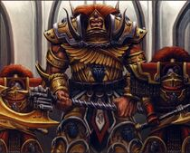 Sekhmet - Magnus' Bodyguard