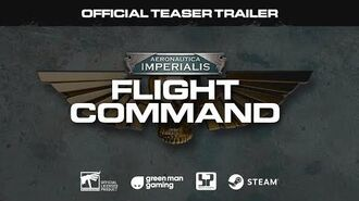 Aeronautica Imperialis Flight Command Teaser Trailer