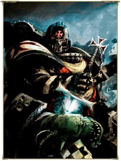 BT Sword Brethren vs. Ork