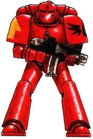 Blood Angels Pre-Heresy