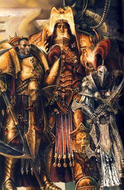 Valdor Emperor Jenetia Krole