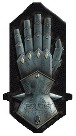Iron Hands Badge 2