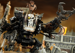 Deff Dread Battle