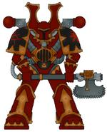 Eightscarred Chaos Marine 4