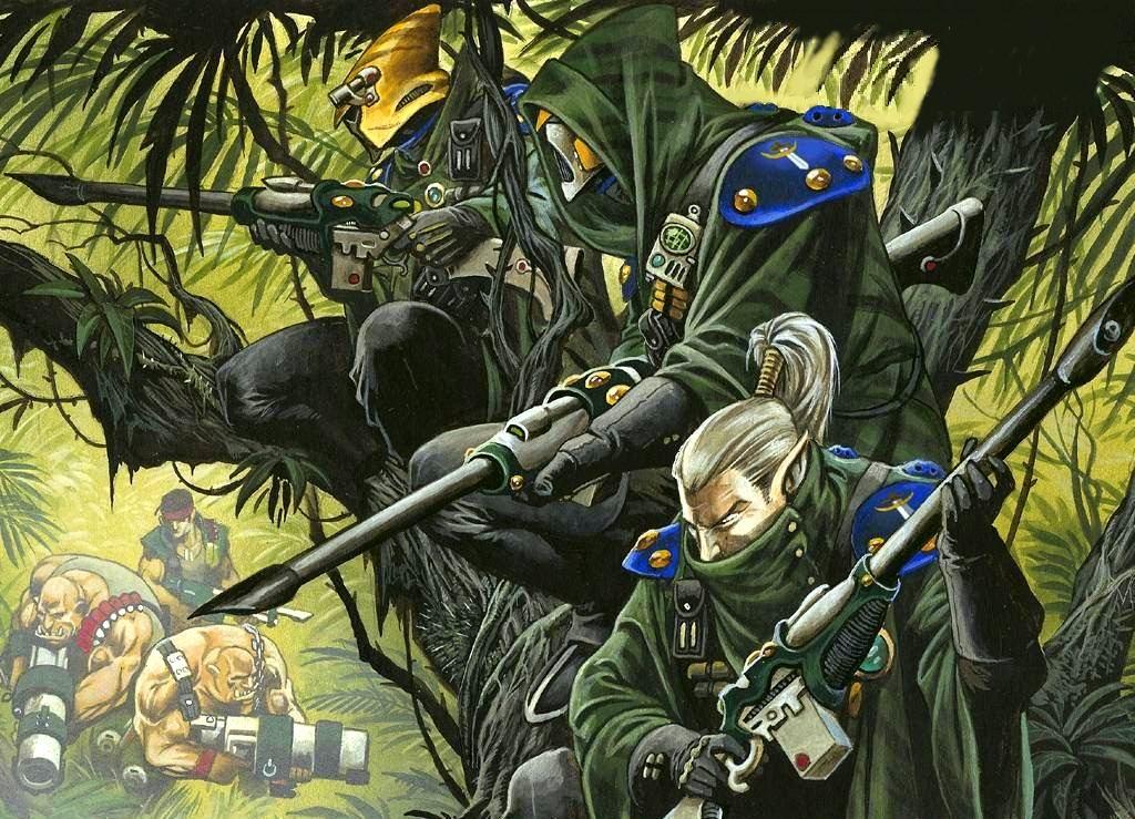 Eldar Outcasts Warhammer 40k Fandom Powered By Wikia