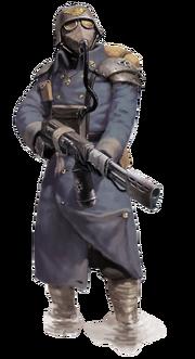 Death Korps Guardsman