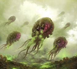Toxic spore
