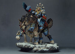 Canis Wolfborn model