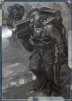 Charron-Pattern Battle Servitor