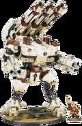 KX139 Ta'unar Supremacy Armour height