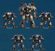 Mandatum Battleline Maniple War Griffons