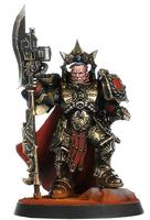 Shield-Captain Legio Custodes