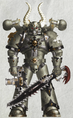 Grey Death Heretic Astartes