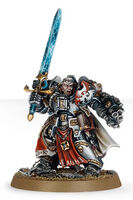 Grey Knight Captain Stern