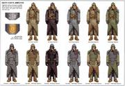 Krieg Uniforms