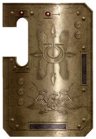 Boarding Shield Honour Variant