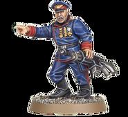 Miniature Mordian Iron Guard