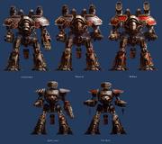 Myrmidon Battleline Maniple Legio Mortis
