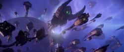 Tyranid Hive Fleet 2