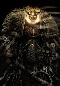 Lorgar demon prince by slaine69