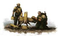 Отделение тяжёлого оружия арт1