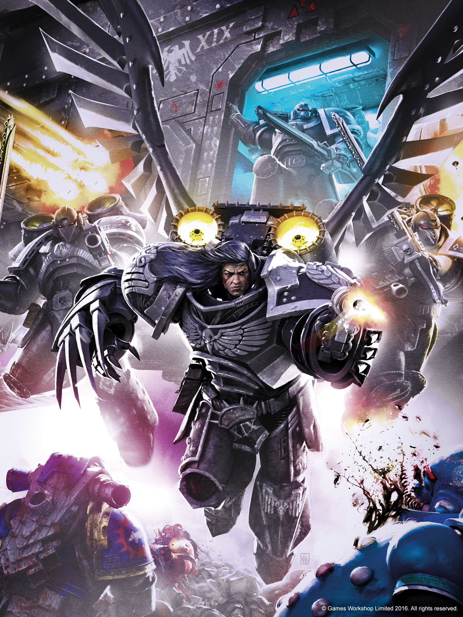 Corvus Corax | Warhammer 40k | FANDOM powered by Wikia