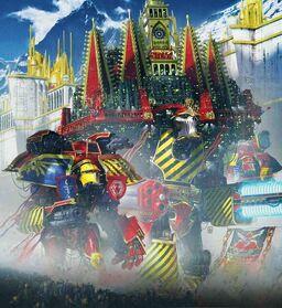 Imperator class titan