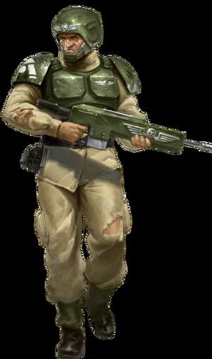 Flak Armour