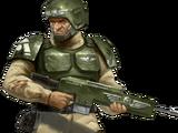 Кадианские штурмовые войска