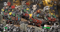 Flash Gitz vs. Necrons